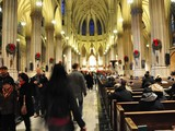 St. Patrick's Cathedral Welcomes Thousands for Christmas