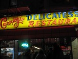 Sewage Causes Stink Outside Carnegie Deli