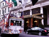 Fire Breaks Out on Plaza Hotel Roof