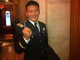Dan Choi Gets West Point Ring Back After DADT Repeal
