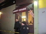 Two Men Rob SoHo Currency Exchange, Police Say