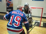 Goal! New York Rangers Team Up With City for Free Street-Hockey Clinics