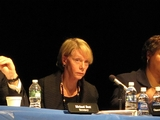 Cathie Black Booed at Education Meeting in Brooklyn
