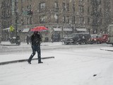 Snow What? Storm Mostly Misses Manhattan