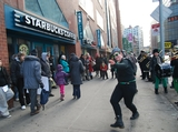 Starbucks Employees Get Extra Pay on Martin Luther King's Birthday