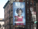 Mom Sues Anti-Abortion Group for Using Daughter's Image on SoHo Billboard