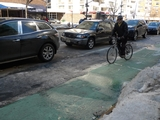 Officials Vow to Fix Columbus Ave. Bike Lane Problems