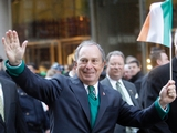 Bloomberg's 'Inebriated' Irish Joke Draws Boos at Upper East Side Event