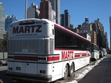 Smartphones Could Ease Charter Bus Congestion