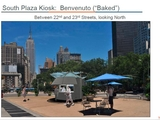 Flatiron Restaurants to Open Kiosks in Public Plazas