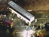 Another Chinatown Tour Bus Crash Kills Two in New Jersey