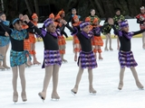 Harlem Figure Skaters Say They're Being Edged Out at Riverbank State Park