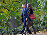 Fort Tryon Park Stars in 'The Adjustment Bureau'
