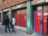 Comedy Club's Red Curtains the Latest Irritant in East Village