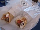New Greek Restaurant Souvlaki GR Opens on Lower East Side