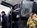 Passengers in Fatal Chinatown Tour Bus Crash Sue Driver for Negligence
