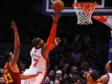 Knicks Clinch Playoff Spot with Win Over Cavs