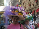 Easter Brings Outrageous Parade Hats to Fifth Avenue