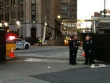 Police-Involved Shooting in Holland Tunnel