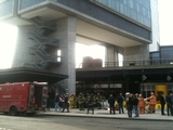 Fire Forces Evacuation of Standard Hotel
