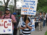 Protests Planned as Childcare Cuts Hit Upper Manhattan
