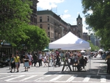 Free Bike Helmets, Face Painting For UWS Families This Weekend