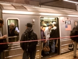 Subway Derailment Leaves Morning Commute in Chaos