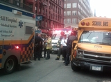 School Bus Crashes on Upper East Side