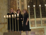 Upper East Side Temple Remembers the Holocaust
