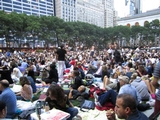 Bryant Park Beer and Wine Service Nixed