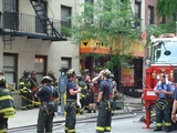 Fire Erupts in Gramercy Building at 24th Street, Injuring Four