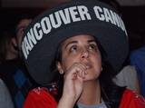 Canadians Invade Midtown to Watch Canucks Get Crushed