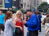Locals Fed Up With Aggressive Empire State Building Ticket Hawkers