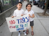 Residents Plan Another Rally Against East 91st Street Trash Station