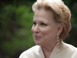 Bette Midler Honored for Work on Upper Manhattan's Parks