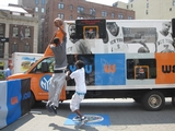 Sports Stars John Starks, John Franco Unveil 2011 'Summer Streets'