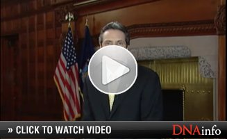 Cuomo Releases Video Slamming Albany Following Bloomberg's Ad