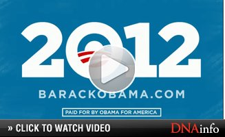 Obama's 2012 Campaign Ad Features a New Yorker