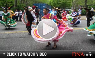 Families Celebrate Mother's Day and Cinco de Mayo