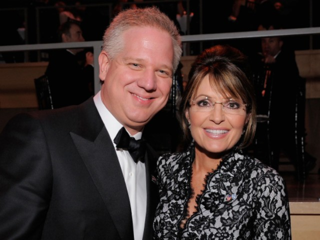 Fox News' Glenn Beck was ranked among Time's 100 Most Influential People, while former Vice Presidential candidate Sarah Palin made the alumnae list.