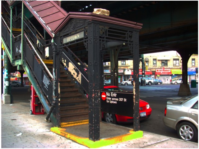 The staircase at 207th and 215th Street stations will also be reconstructed during the Dyckman Street station plan.