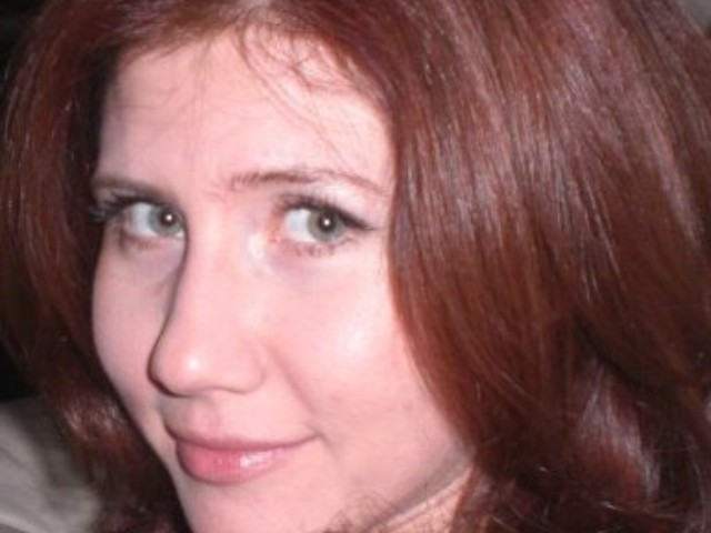 Russian spy Anna Chapman is seen with both brown and red hair in several ...