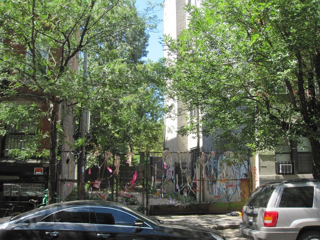 New York Restoration Project Community Gardens
