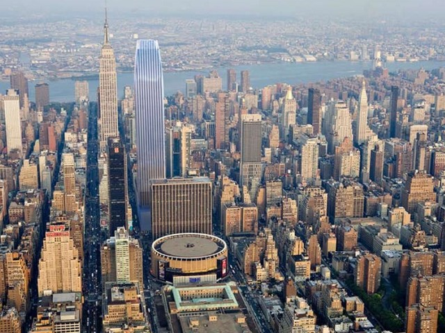 Historic Construction Projects - Empire State Building
