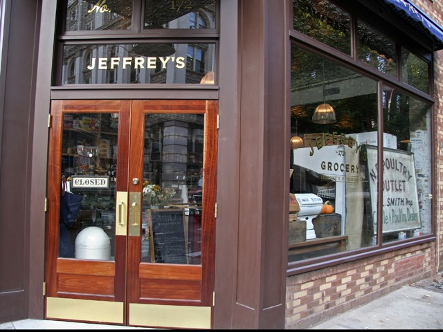 Stulman also owns Jeffrey's Grocery on 172 Waverly Place.
