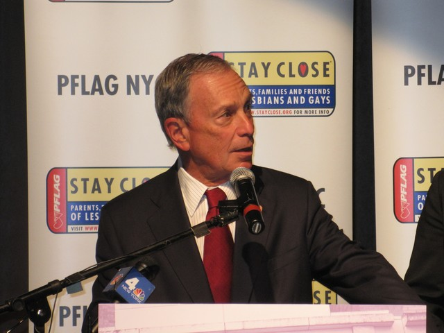 ... after announcing cuts to programs helping homeless LGBT youth, New York ...