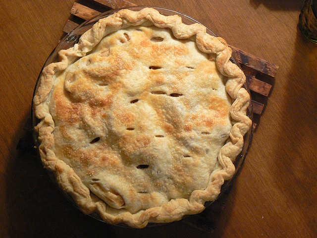 Sen. Kirsten Gillebrand offered her recipe for homemade apple pie.