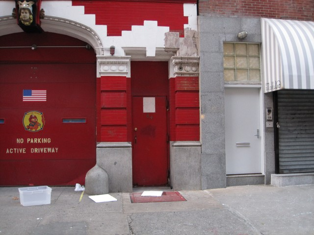 Anderson Cooper paid $4.3 million for the 3rd Street firehouse last year.