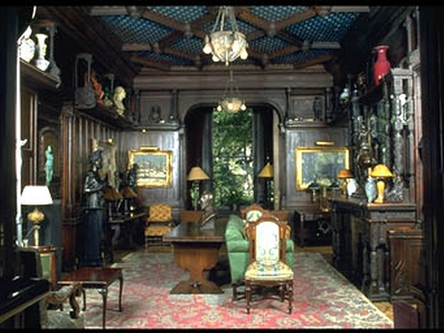The West Parlor of the National Arts Club