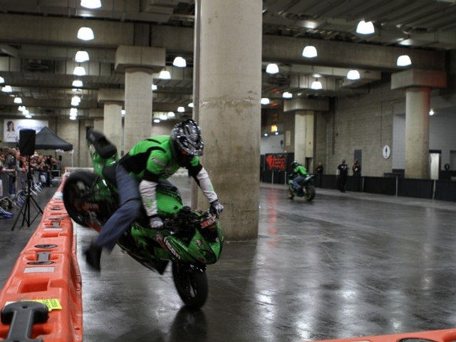 Motorcycle Show Revs Up At Javits Center World's Largest Motorcycle Show